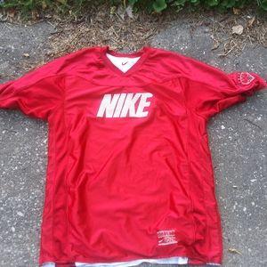 Nike vintage reversable jersey